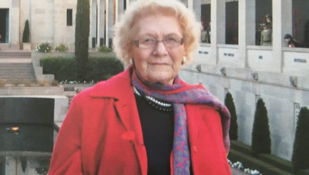 Farewell to Pauline Helen Hensley