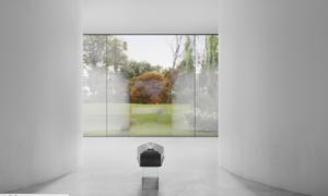 HofmanDujardin architects have designed this new funeral celebration centre - photo courtesy of HofmanDujardin