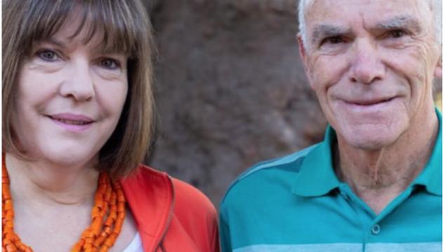 Margaret Rice interviews Michael Barbato, pic courtesy NSNC.