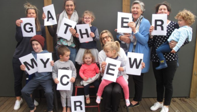 Gather My Crew can help you organise your support while caring for someone who is dying