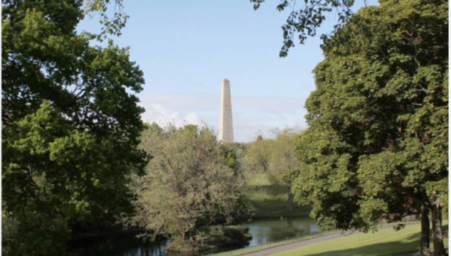 Phoenix Park, Ireland, pic courtesy National Inventory of Architectural Heritage, Ireland.