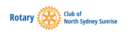 Join our Rotary Club of North Sydney Sunrise talk at the Piato, McMahons Point, 7am, Feb 11.