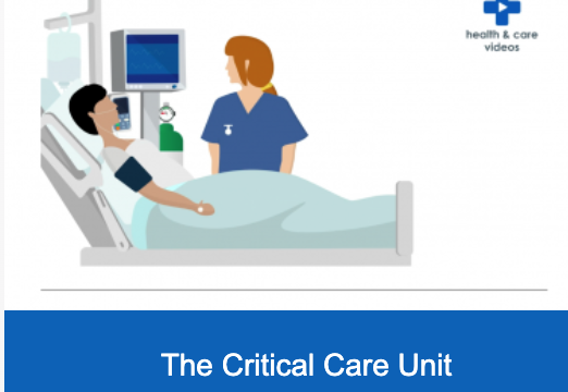 The Critical Care Unit - Health and Care Videos