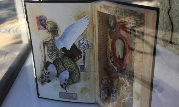 An art project that touches everything - work by Tara Naval