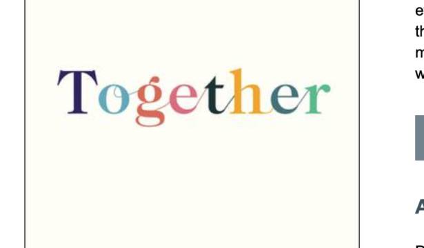 Together by Vivek H Murthy