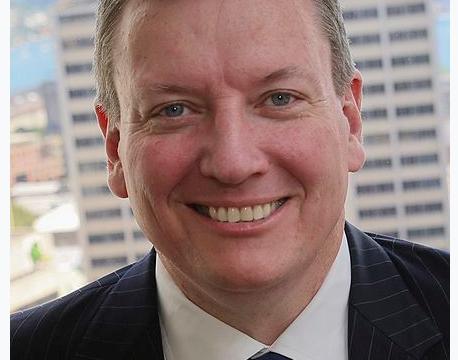 John Brogden, Chair of Lifeline.