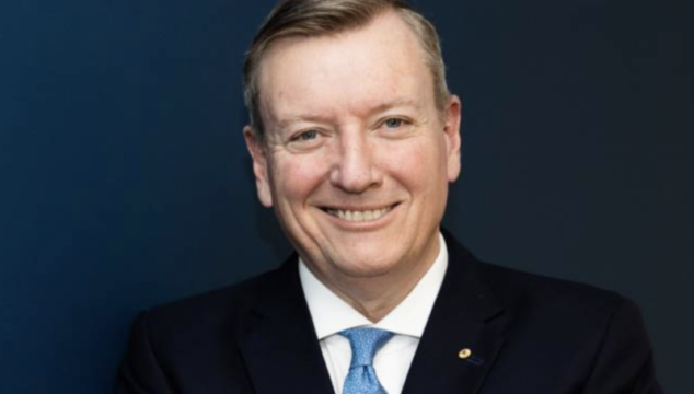 John Brogden, Chair of Lifeline