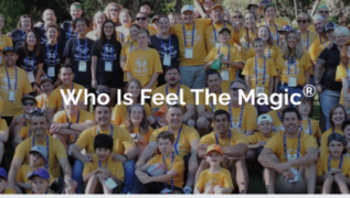 Feel The Magic is a charity started by James Thomas to help to support young people aged 7-17 dealing with the loss of a parent, sibling or legal guardian.