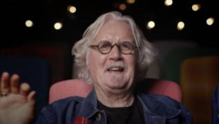 Billy Connolly talks down death using comedy, BBC Scotland