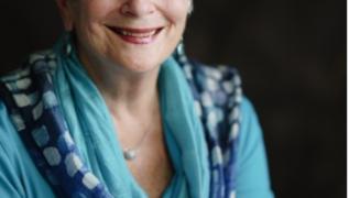 Photo of Petrea King by Ben Dearnley