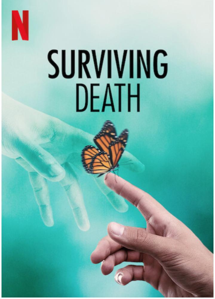 Suspend disbelief and watch 'Surviving Death'.