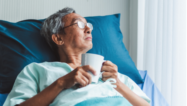 """""""Palliative and end of life care are absolutely critical parts of aged care,"""" Sean Rooney, Leading Age Services Australia CEO."""