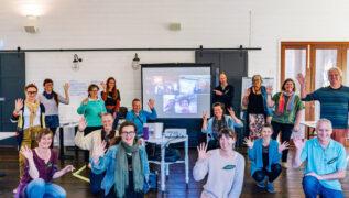 A workshop with Bellingen's OzGreen Resilient Communities
