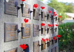Wollongong Memorial Gardens - photo: Wollongong City Council