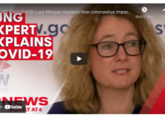 Dr Lucy Morgan explains when to call an ambulance